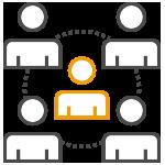 Coprisa, cercanía y asesoramiento autónomos. Acompañamiento y profesionalidad para trabajar de forma presencial o en remoto